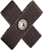 Merit AO Coarse Grit Cross Pad -- 8834182135 -Image