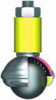 Tube Fixing & Clamp Fixing Ball Transfer Units -- BT 3000 Series -Image
