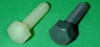 Molded Hex Head Cap Screws (inch) -- A 9P54-252008 - Image