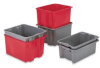 Polylewton® Stack-N-Nest Containers -- HSN2013-12-RD -Image