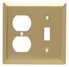 Standard Wall Plate -- SB18-PB - Image