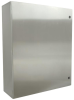 Stainless steel control cabinet Wiegmann N412363010SSC -Image