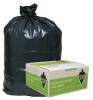 Recycled Can Liners,40x46 In,PK100 -- 15E837
