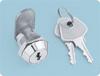 Flat Key Wafer Cam Lock -- LA-3403