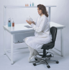DownDraft™ Work Station -- 1728-01 - Image