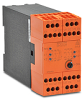 SAFETY RELAY, 24 VAC/DC, 3 N.O. 30 SEC DLY, 2 NO+1 NC INST, 2-CH, E-STOP/GATE -- BH5928-92-61-24-30
