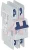 CIRCUIT BREAKER;THERM;HNDL;CUR-RTG 15A;DIN RAIL;2 POLE;VOL-RTG 480Y/277VAC -- 70076573