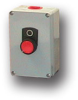 Die-Cast Aluminum One Button Enclosure -- MC-1B-NC-F - Image
