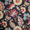 Bright Transitional Floral Fabric -- K-Meredith -- View Larger Image