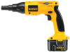 12V Cordless Drywall/Deck Screwdriver Kit -- DW979K-2