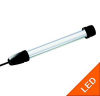 Tubular Light Fitting With Led -- Series 6039