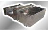 100 Gallon L-Shape Aluminum Refueling Transfer Tank -- ATI-TTL100