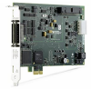 NI PCIe-6323, X Series DAQ (32 AI, 48 DIO, 4 AO) -- 781045-01