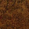 Allover Floral Paisley Chenille Fabric -- R-Geneva - Image