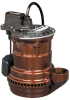 1/4 hp Cast Iron Submersible Sump Pump -- 240-Series