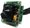 Color Pinhole Board Camera