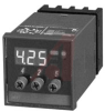 Timer; LED; 120 VAC; Panel; Green; 1.89in. L; -18 to degC; 425A Series -- 70225575