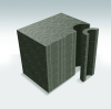 Prefabricated Insulation Billet -- StrataFab® System - Image