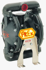 Air-Operated Diaphragm Pump -- FDM 25