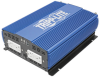 2000W Heavy-Duty Mobile Power Inverter with 4 AC/2 USB - 2.0A/Battery Cables -- PINV2000HS -- View Larger Image
