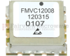 VCO (Voltage Controlled Oscillator) 0.5 inch SMT (Surface Mount), Frequency of 650 MHz to 700 MHz, Phase Noise -121 dBc/Hz -- FMVC12008 -Image