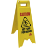 O-Cedar Wet Floor Sign