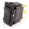 EATON EURO-SR Rocker Switch, DPDT, (On)-Off-(On), Unlit, 8006K52N1V2 -- 43111 - Image