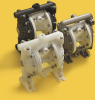 Air Operated Double Diaphragm Pump -- Elima-Matic Pumps - E5 - Image