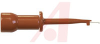 Plinger Clip; Nylon; Red; MIL -- 70188730