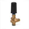 Pressure Sensitive Regulating Unloader