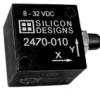 Triaxial Analog Accelerometer Module -- 2470-200 -- View Larger Image
