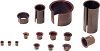 Hiplast Flange Bushings (HPF) -- HPF-0505 - Image