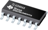 TLV2464A Quad Low Power, Rail-to-Rail Input/Output Operational Amplifier -- TLV2464AIDG4 -Image