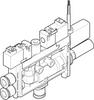 Vacuum generator -- OVEL-10-H-15-PQ-VQ6-UA-C-A-B2PNLK-H3 -- View Larger Image