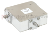 High Power Circulator SMA Female With 20 dB Isolation From 1.7 GHz to 2.2 GHz Rated to 50 Watts -- FMCR1002 -Image