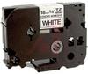 Tape; Adhesive Laminated; 3/4 in.; Black on White -- 70102218