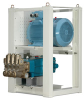Stacked Custom Base Configuration Pump System