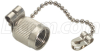 Protective Chained Cap, TNC -- USP-PCT