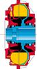 Fluid Coupling -- 366 T