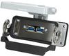 Panel interface connector Mencom D-USB-16LS - Image