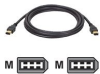 Tripp Lite IEEE 1394 cable - 15 ft -- F005-015