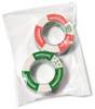 Slider Seal Plastic Bags -- 48638