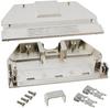 D-Sub, D-Shaped Connectors - Backshells, Hoods -- A33493-ND