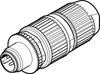 Plug -- NECU-S-M12G4-HX-Q7 -Image