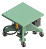2000 Pound Capacity Battery Powered Lift Table -- L-230-BP