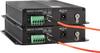 1-Channel Digital Fiber Optic Video Converter 1-Channel Bi-Directional Data 1-Channel Bi-Directional Audio 1-Channel Bi-Directional Contact Closure 10/100 Ethernet Capability -- FDVT/FDVR1AAxA-AE