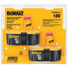 Dewalt Dc9096-2 Xrp Battery 2.4 Amp Hour 2pc/pk 18V( All -- BATTERYXRPDC9096-2