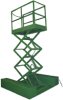 OMNI TRAX Maintenance Lift -- OMLI-13672SPB