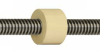 Trapezoidal Leadscrew Nut -- DryLin® J350SRM -- View Larger Image