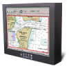 Chassis Monitor Industrial™ Rugged, Standalone / Mountable, Flat Panel LCD Monitor -- CMG-19W-702